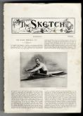 "1893 THE SKETCH Magazine LILY HANBURY Ellaline Terriss LABOUCHERE ""Stuff"" Harold Wright JAVA (0100)"